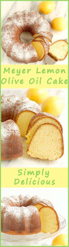 Rich and tangy with Meyer Lemon and Olive Oil. This cake will keep fresh for days. Get the recipe and find out how the recipe was created (scheduled via http://www.tailwindapp.com?utm_source=pinterest&utm_medium=twpin&utm_content=post61355548&utm_campaign=scheduler_attribution)