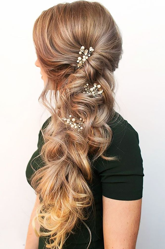 Gorgeous Bridal Hairstyles See More Http Www Weddingforward Com Bridal Hairstyles W Brautfrisuren Lange Haare Hochzeitsfrisuren Lange Haare Frisur Braut
