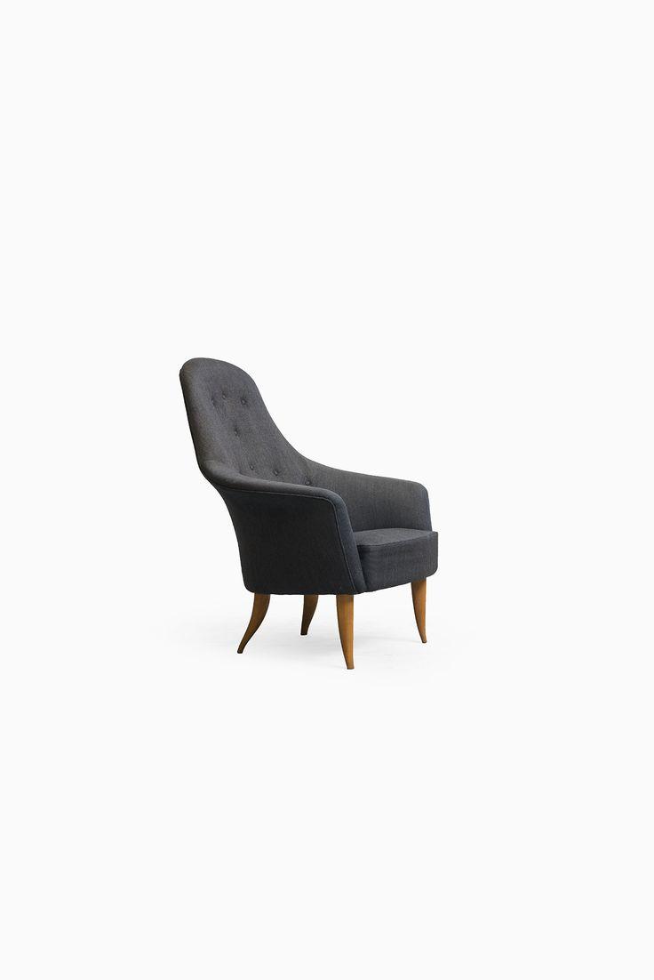 Kerstin Hörlin-Holmquist easy chair Stora Adam at Studio Schalling
