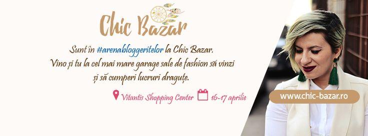 Hai la cumpărături la Chic Bazar: Vitantis Shopping Center, 16-17 aprilie: LA BOHÈME