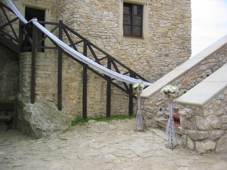 #Ślub na Zamku Bobolice / #Marriage on Castle Bobolice
