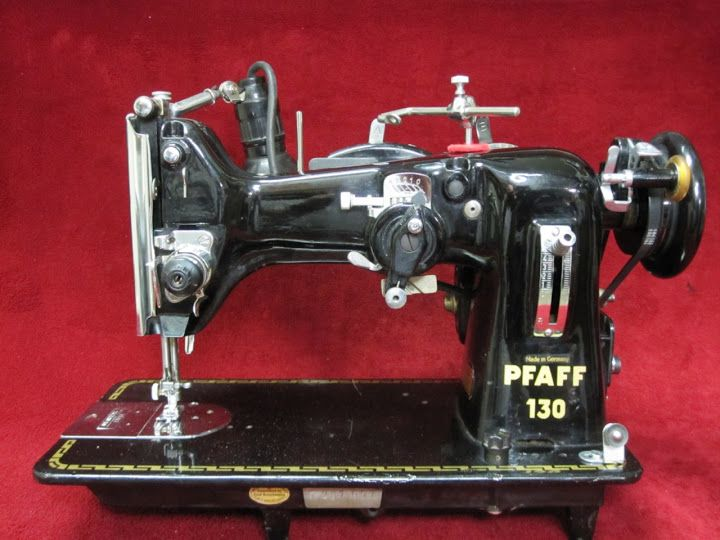 13 Best Pfaff 130 Complete Restoration Images On Pinterest