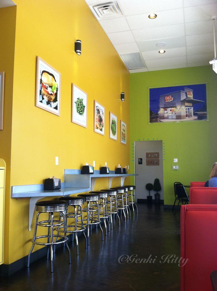 Earth Burger in San Antonio, Texas Vegan Restaurant