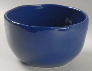 Mikasa Brava Cobalt Blue Soup/Cereal Bowl, Fine China Dinnerware   Gourmet Basic