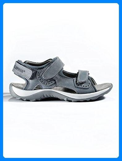 Avena Damen Klepper-Trekking-Sandale Grau Gr. 38 - Sandalen für frauen (*Partner-Link)