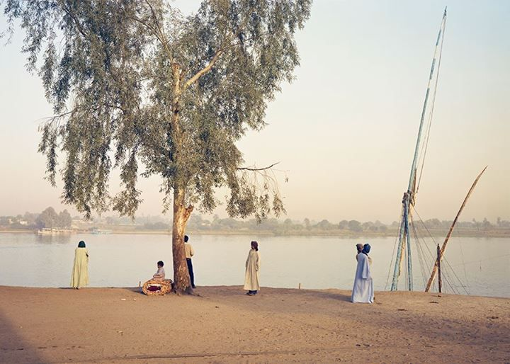 Adam Bartos: The Nile: Egypt
