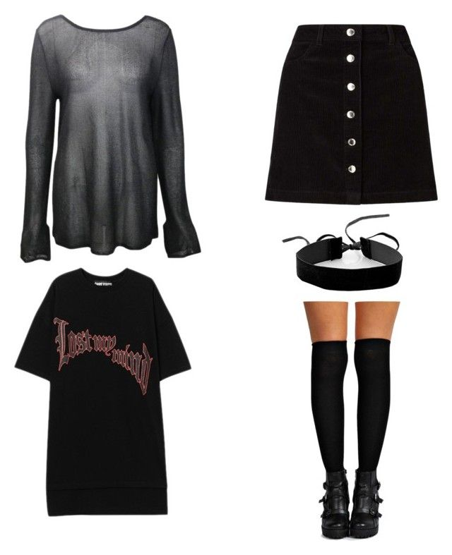 """Geen titel #11"" by shanisiavniel on Polyvore featuring mode, Gucci, Miss Selfridge, Boohoo en Simons"