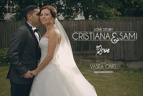"Cristiana & Sami – ""Love"" – sneak peek wedding"