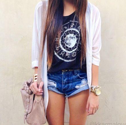 zodiac tshirt casual cool