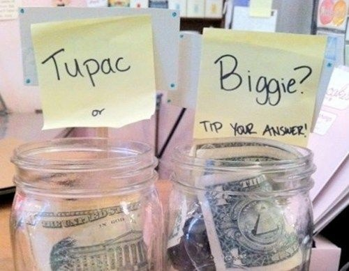 Some One Threw Mad Cheeder in the Tupac Jar!
