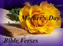 Great article with biblical mothers, bible verses, as well a great description of a Christian Mother