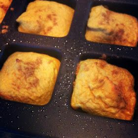 GlutenAway: 2 Ingredient Gluten Free Sweet Potato Bites