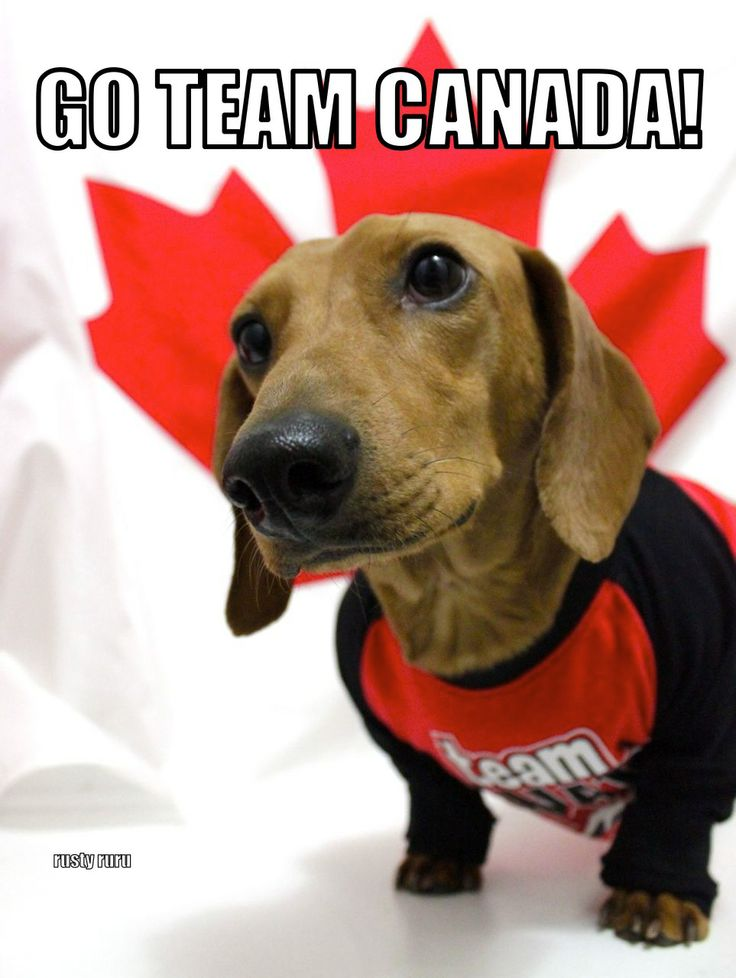 Go Team Canada!