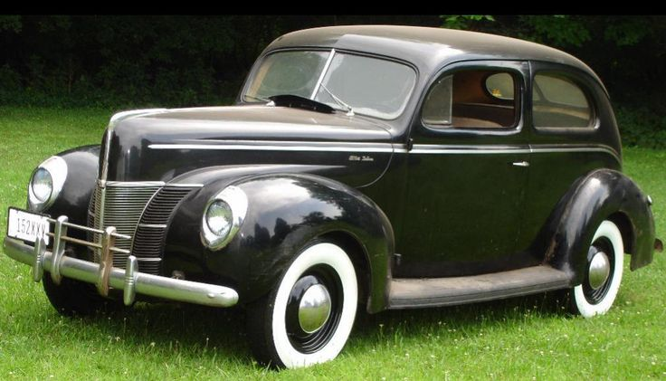 1940 ford two door deluxe sedan old cars pinterest for 1940 ford deluxe two door business coupe
