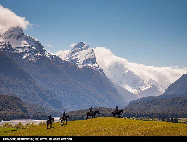 8 razões que fazem da Nova Zelândia um dos lugares mais inspiradores do mundo.