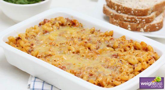 Macaroni Bolognese Recipe