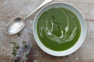 zupa z pokrzywy na anemie