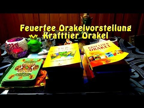 #Kartendeck #Vorstellung #Krafttier-#orakel +3 gezogenen Karten für dich