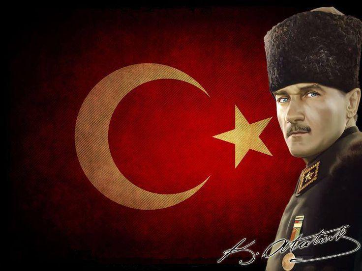 Gazi Mustafa Kemal Atatürk <3