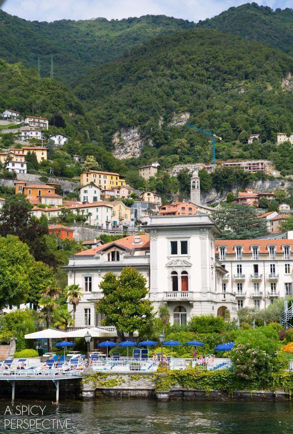 Beautiful Lake Como Italy #travel #italy #lakecomo #italyplanning