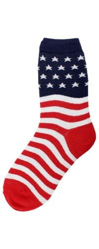 American Flag Women's Socks