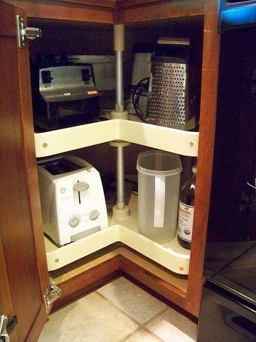 Best 25 Corner Cabinet Storage Ideas On Pinterest