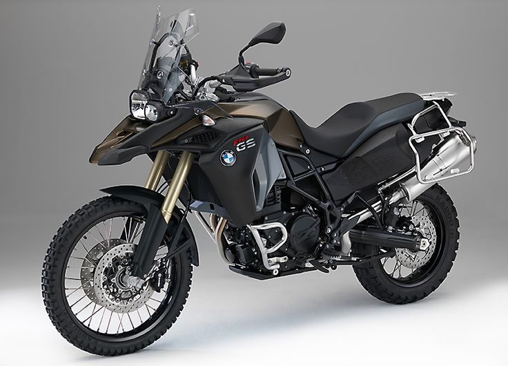2015 BMW F 800 GS Adventure in Kalamata metallic matt