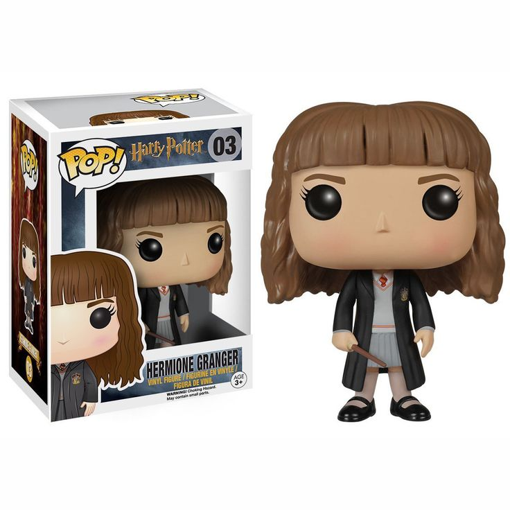 Harry Potter POP Hermione Granger Vinyl Figure. Really reallyy need thes but they're so expensive :(