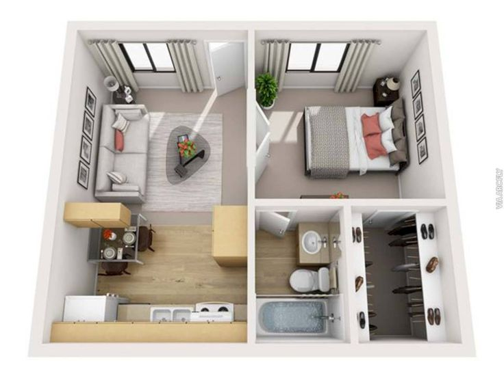 Apartment House Plans Designs New Best 25 Apartment Floor Plans Ideas On Pinterest  Sims 4 Houses . Inspiration Design