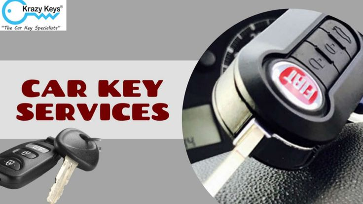 how to get spare key for car