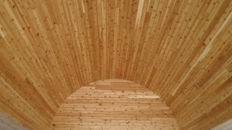 Tongue and Groove Ceiling | Homestead Timbers