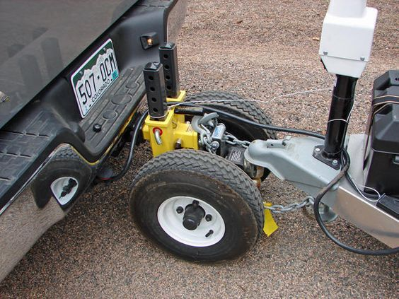"""""""Stinger Hitch Helper, Hell-Ya Hitch Helper to stablize your heavy loads and trailers. Hitch Helper, Truck and SUV load solution for heavy payloads or towing. Fast and easy solution for horse trailers, RV trailers, slide in campers, car trailers, slide-in truck camper."""""""
