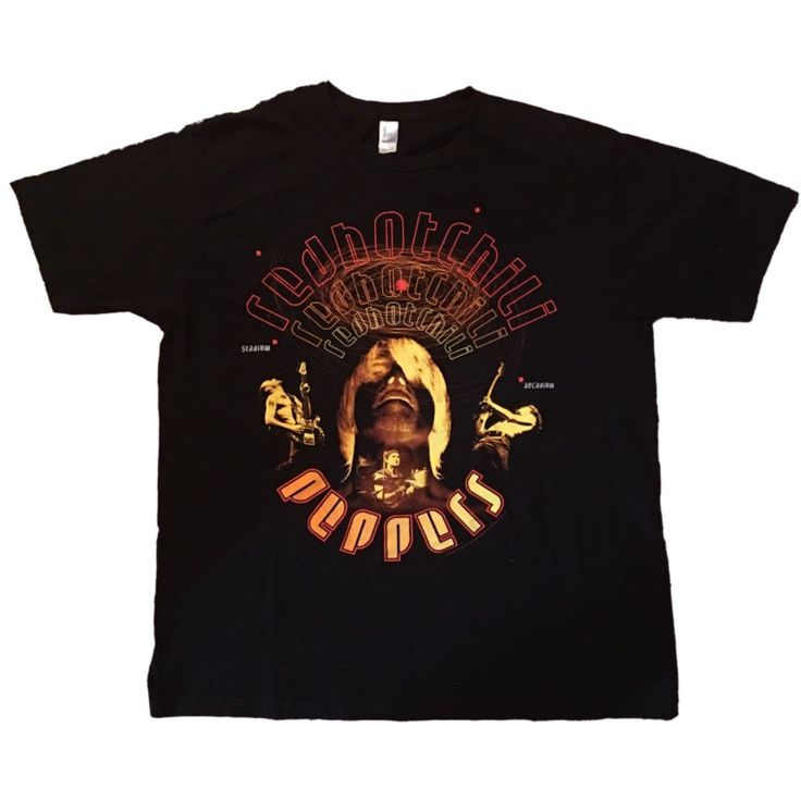 Red Hot Chili Peppers Tour Shirt (L)