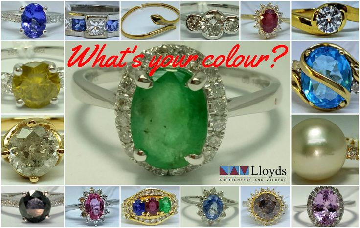 All the stones of the rainbow in this week's Fine Jewellery Auction closing Sunday from 7pm - make your bid here:  https://www.lloydsonline.com.au/AuctionLots.aspx?aid=6882&pgn=1&pgs=100&smode=0&gv=True&utm_content=buffer29b1a&utm_medium=social&utm_source=pinterest.com&utm_campaign=buffer