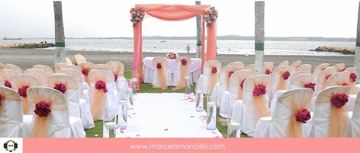 Cartagena Colombia, Beach Wedding, VIP Events, http://marcelamancilla.com.