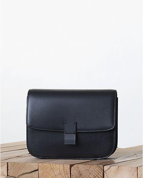 Céline - all black