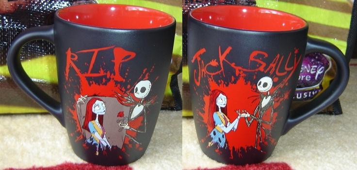 Mug Jack et Sally