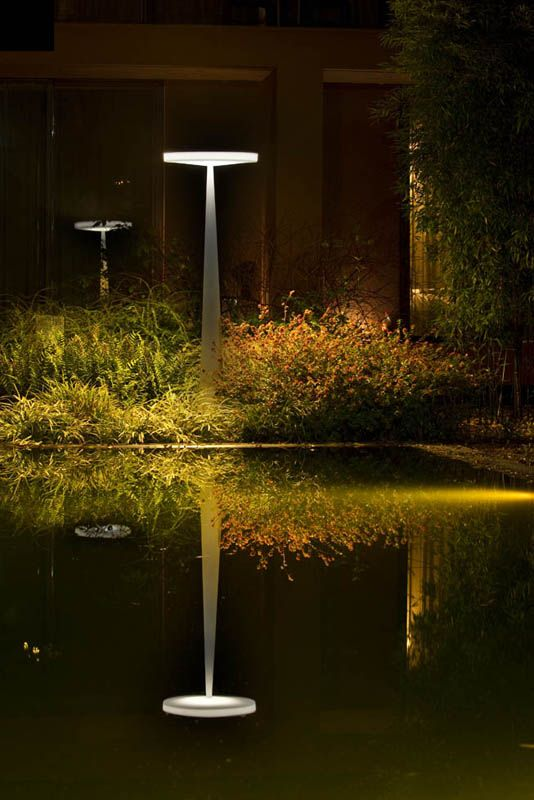 #Prandina Equilibre outdoor #lamp for diffused or indirect #lighting