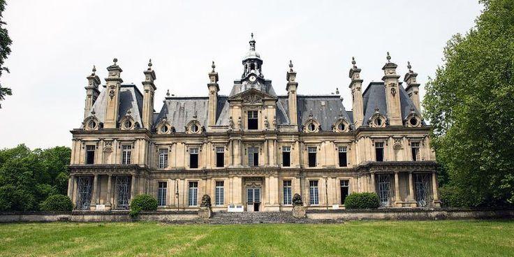Фото: Невероятно красивые заброшенные замки Франции (Фото)