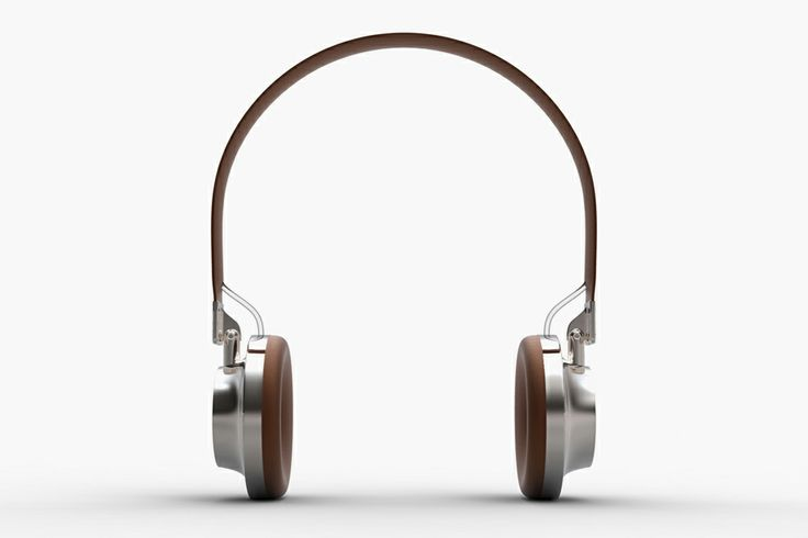 aedle headphones...not sure if I could take my eyes off them long enough to listen to them.