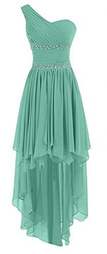 Olidress Women's High Low Chiffon Beading Prom Bridesmaid Dresses Homecoming Dresses Teal US4 Olidress http://www.amazon.com/dp/B01AC6BNOI/ref=cm_sw_r_pi_dp_2reQwb1DX13EB