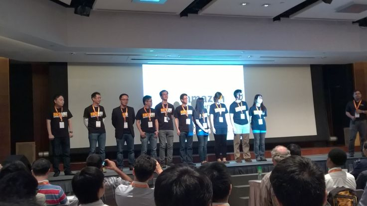 Amazon Hong Kong Team