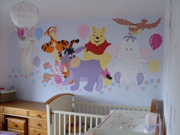 27 best Olivias Mural images on Pinterest Craft ideas King