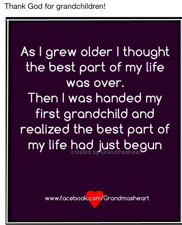 Love my grandbaby Makaila! Quotes about grandchildren