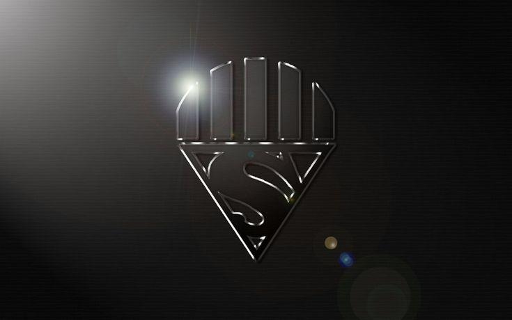 Black Lantern Superman Logo Wallpaper by SUPERMAN3D on ...  Black Lantern Superman Symbol