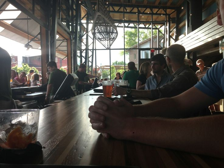 The Flying Squirrel Bar in Chattanooga, TN