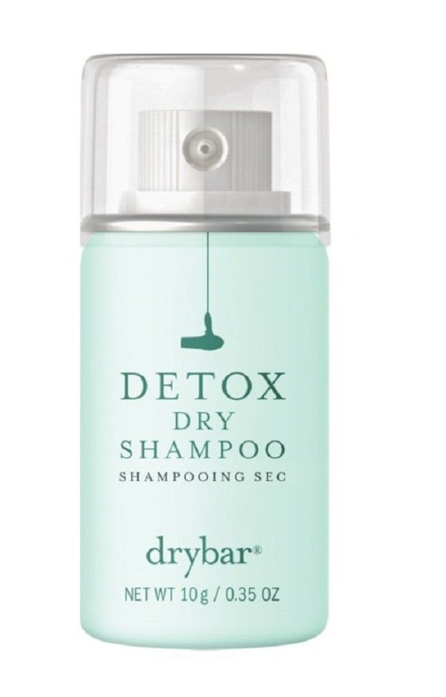 Drybar Detox Dry Shampoo Mini 0 35 Oz See This Great Product It Is Amazon Affiliate Link Shampooideas Dry Shampoo Shampoo Travel Size Products