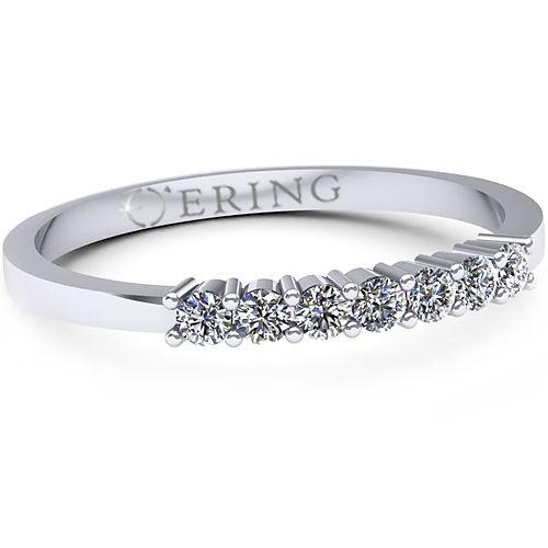 Inel logodna L108ADI Inel cu diamante