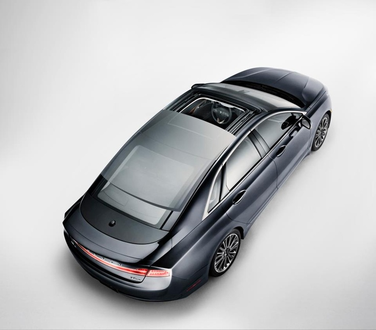Open To Possibilities. Meet The New 2013 MKZ With
