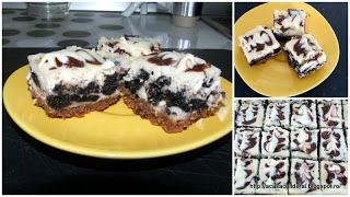 by Acasa Colt de Rai - Oreo and cereals mini cheesecake